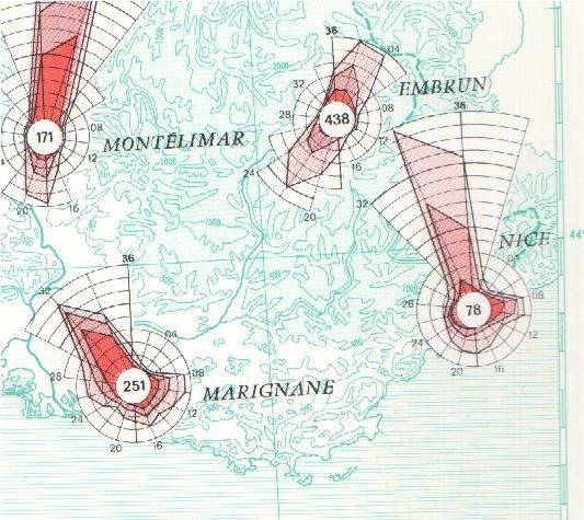 Climat de la région   Meteo Marseille   Le premier site météo pour